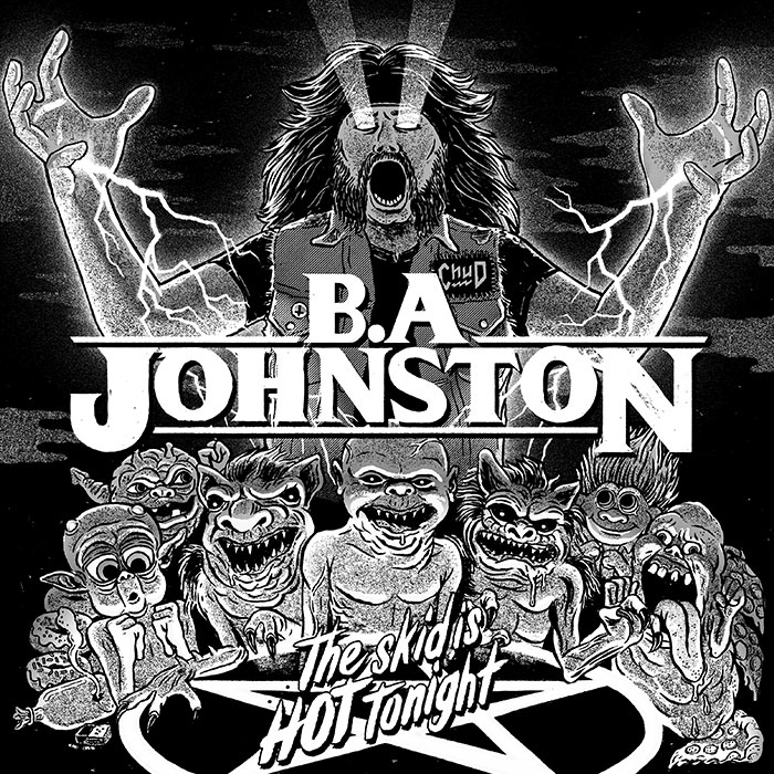 BA Johnston